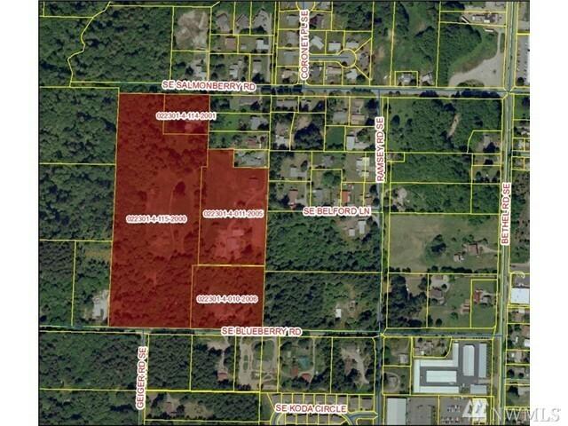 1181 Se Blueberry Rd, Port Orchard, WA - USA (photo 1)