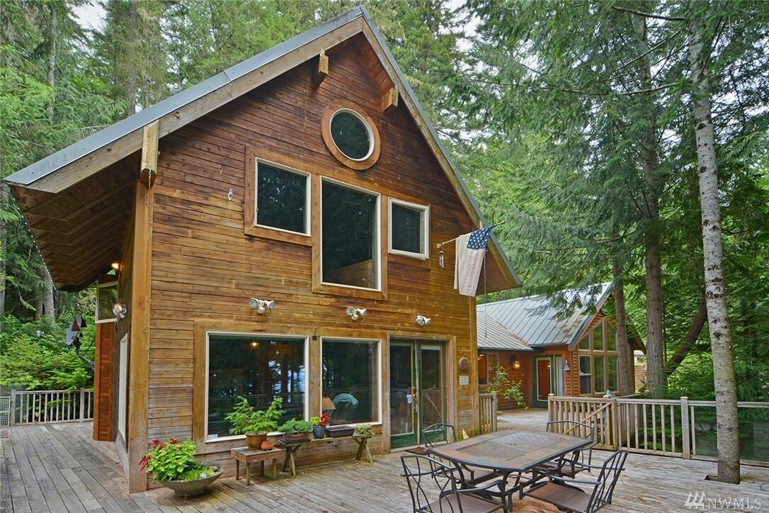 713 Forest Dr, Brinnon, WA - USA (photo 1)