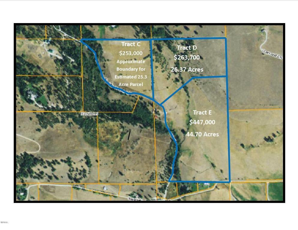 Tract E Smith Creek Lane, Victor, MT - USA (photo 2)