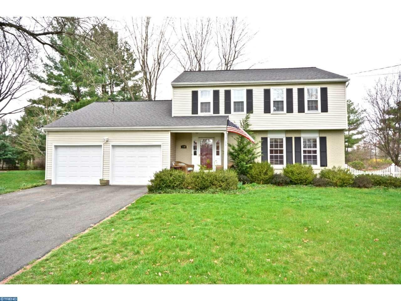 110 Darrow Dr, Pennington, NJ - USA (photo 1)