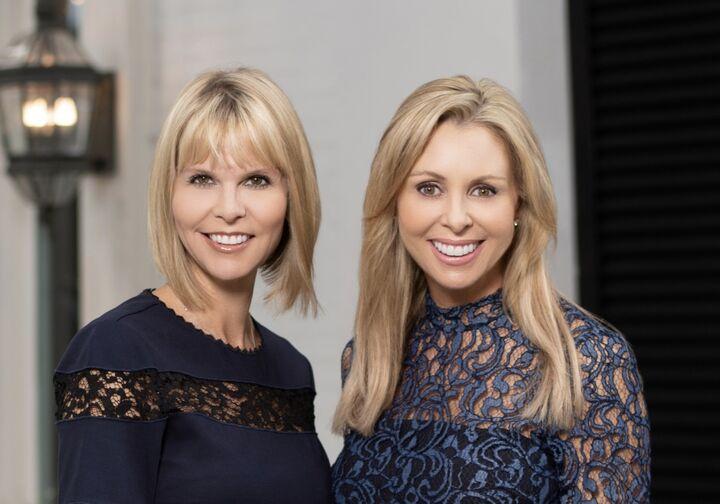 Leslie Minder & Mary Beth Byrd