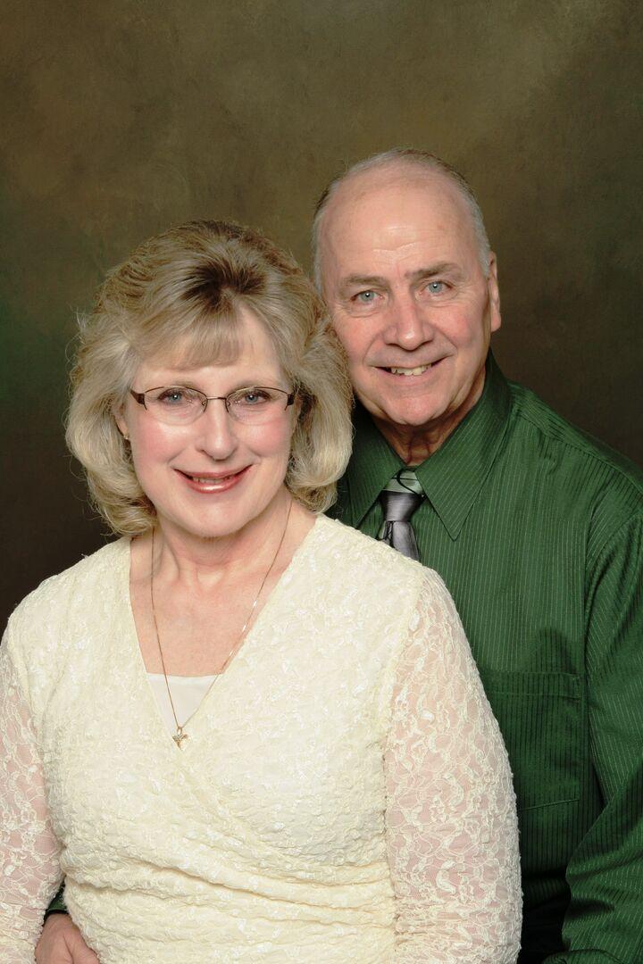 Tom & Sharon Powell