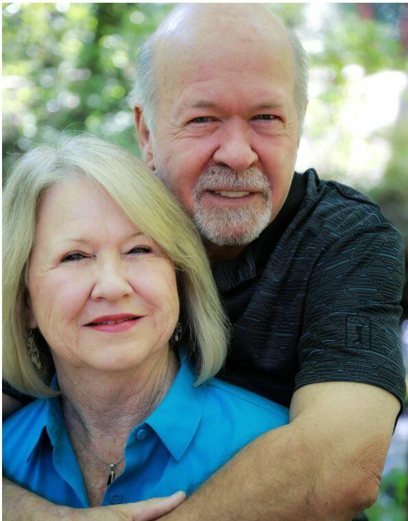 Bruce and Pam Lorange