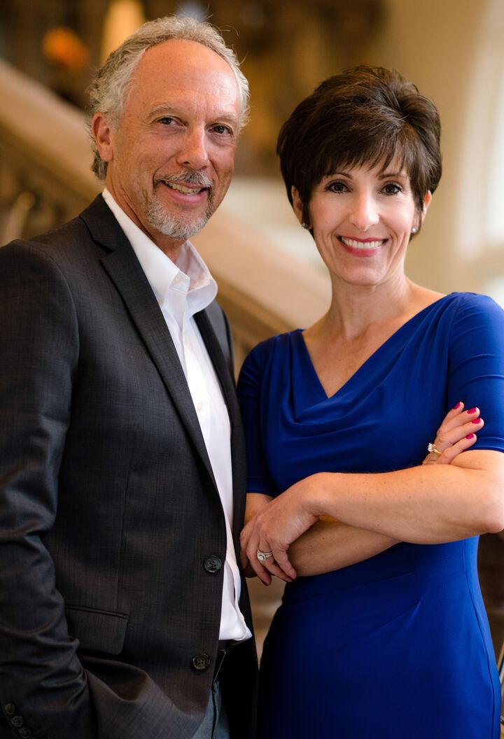 Pamela and Don Colombana
