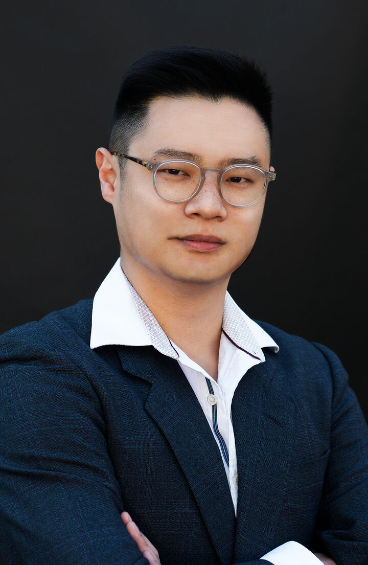 Roy Luo,  in Cupertino, Intero Real Estate