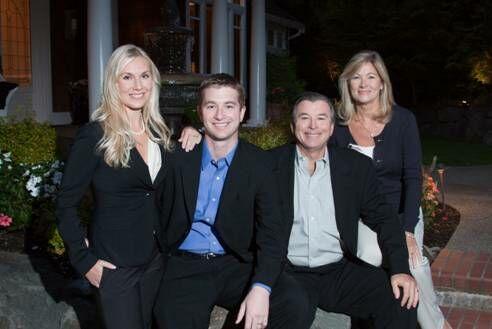 Sunny, Greg, Bret & Lisa Butler & Butler