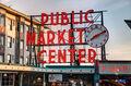 Pike Place & Neighborhood