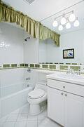 Full bath and 3/4 bath