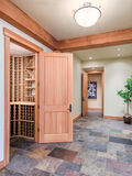 Gallery Hall/Wine Closet