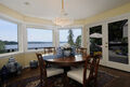 Dining room & view deck